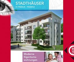 NEUBAU- moderne Stadtwohnungen in Waldshut !