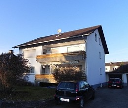 1 1/2 Zi. Apartment in Lauchringen