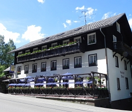 Restaurant & Pension - Titisee !
