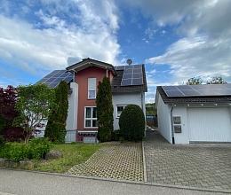 Schickes Einfamilienhaus mit ELW in Unterlauchringen gewünscht?...